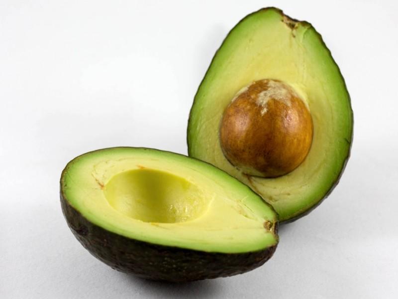 A freshly halved avocado.Day 051 - #Photo365 - Fresh