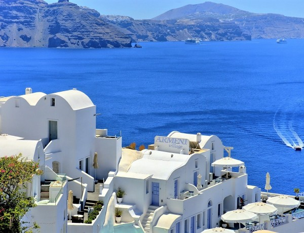 vacante Early booking Grecia 2017 - imagine din santorini