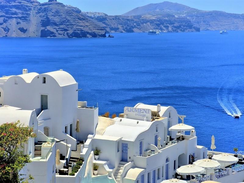 vacante Early booking Grecia 2017 - imagine din santorini